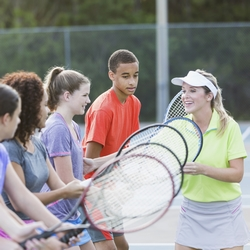 Tennis Software for clinics and camps